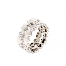 Anello con diamanti - 123820RW