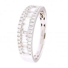 Anello con diamanti - 24041RW