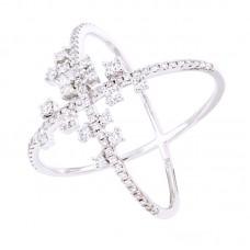 Anello con diamanti  - 270415RW