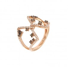 Anello con diamanti  - 270425R50R