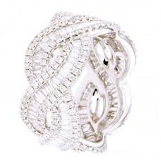 Anello con diamanti - 326086RW
