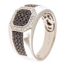 Anello con diamanti - B139XA0005-TDR