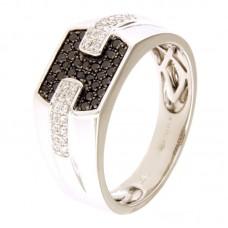 Anello con diamanti - B139XA0006-TDR.