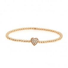 Bracciale con diamanti - BRE16/03-01-105