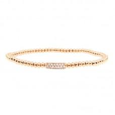 Bracciale con diamanti - BRE18/35EL1-12