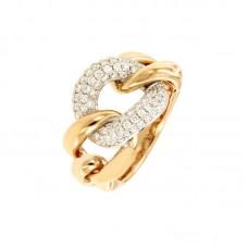 Anello con diamanti - BS21897R