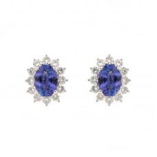 Orecchini con diamanti e pietre naturali - BS27413EC-10R