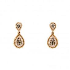 Orecchini con diamanti e pietre naturali - BS28462E