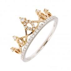 Anello con diamanti - BS28501R(R)