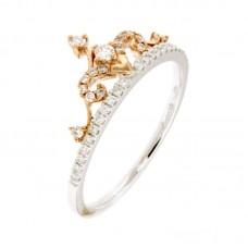 Anello con diamanti - BS28502RR