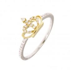 Anello con diamanti - BS28503R