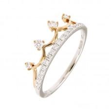 Anello con diamanti - BS28505R