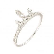 Anello con diamanti - BS28506RB