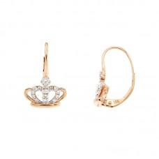 Orecchini con diamanti - BS28516E