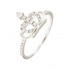 Anello con diamanti - BS28516R