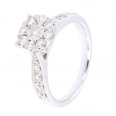 Anelli con diamanti - BS30165R(4)