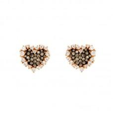 Orecchini con diamanti - BS30227EA