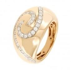 Anello con diamanti - BS30833RR