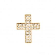 Pendente con diamanti - BS31050PS(r)