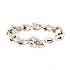 Bracciale con diamanti - CCMI0029-430(w)