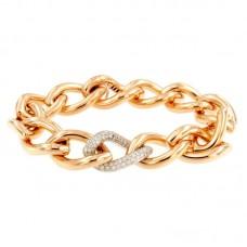 Bracciale con diamanti - CCMI0029-430