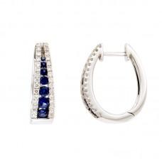 Orecchini con diamanti - EFA1062BS-02