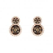 Orecchini con diamanti - EY10072-3007
