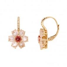 Orecchini con diamanti e pietre naturali - EY10665A-3002
