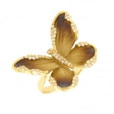 Anello con diamanti - G1140R-BRA