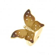 Anello con diamanti - G1151R(D)-BRA