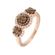 Anello con diamanti  - R00832GA02