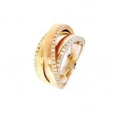 Anelli con diamanti - R01202HA01