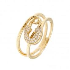 Anello con diamanti - R40738-2