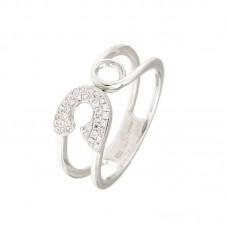 Anello con diamanti - R40739-3