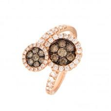 Anello con diamanti  - RY10072-3011