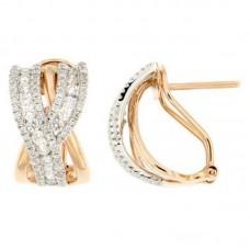 Orecchini con diamanti - E014856