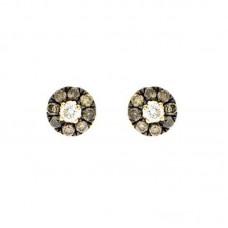 Orecchini con diamanti - E38450B-3004