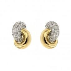 Orecchini con diamanti - E38962-7