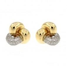 Orecchini con diamanti - E38963-10